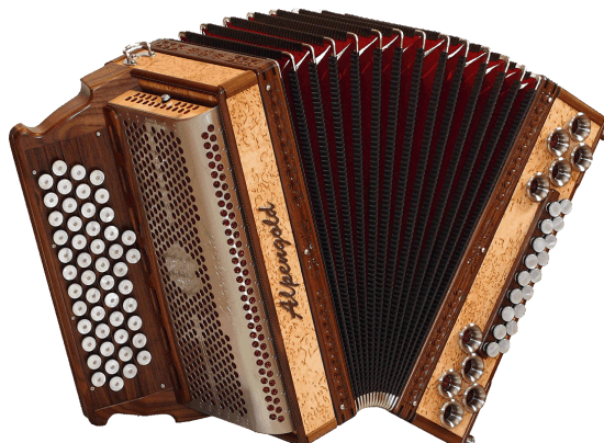 Alpengold Harmonikas
