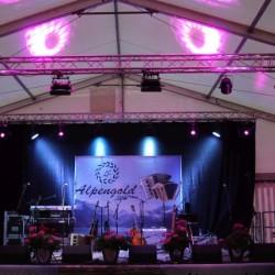 AG Festival Bühne