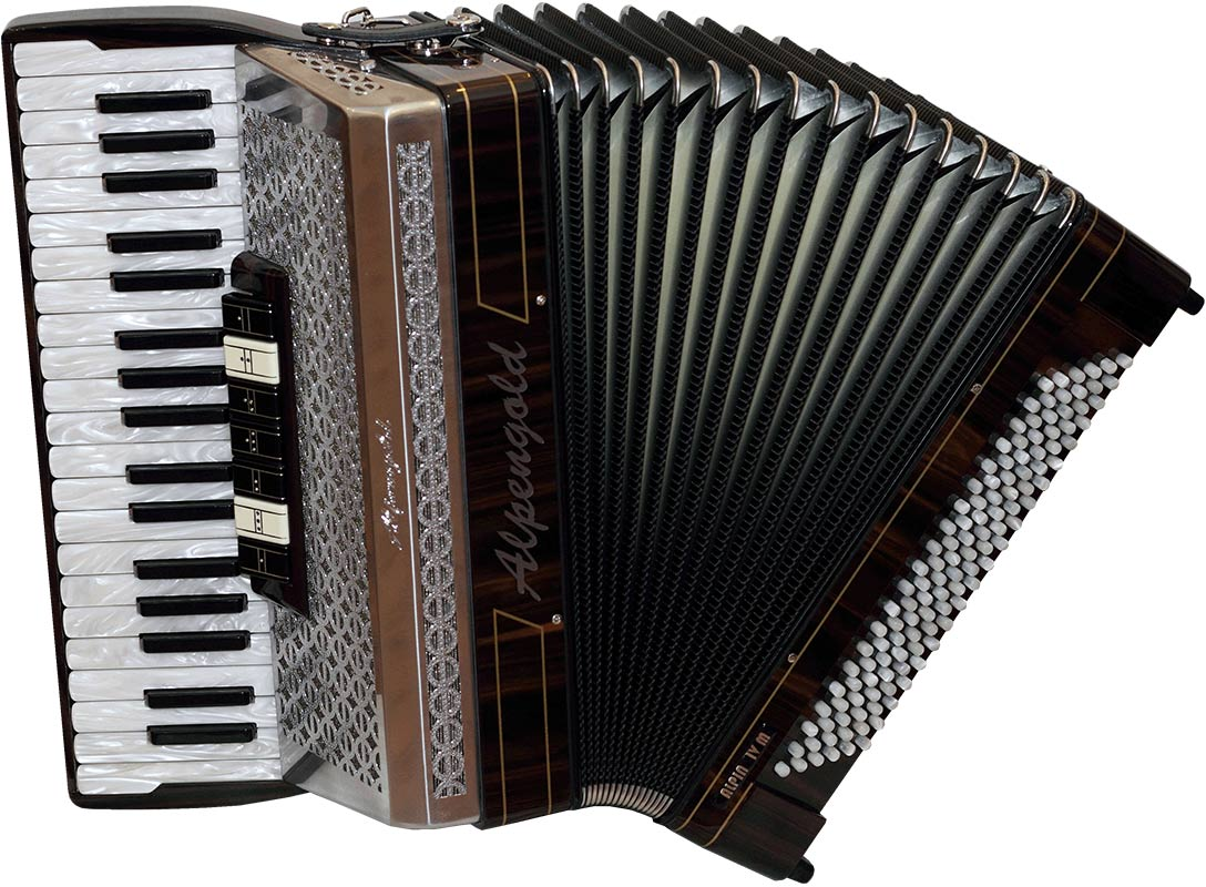 Alpin-IVM-Makassar Alpengold Harmonika