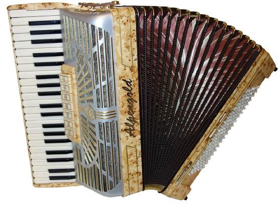 Krainer-4M Alpengold Harmonika