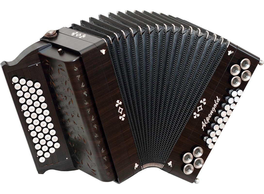 Pixner 1 Alpengold Harmonika