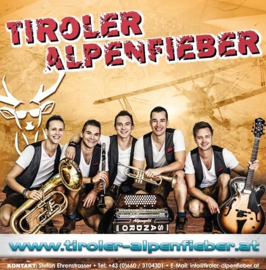 Plakat 50x70 Tiroler Alpenfieber.indd