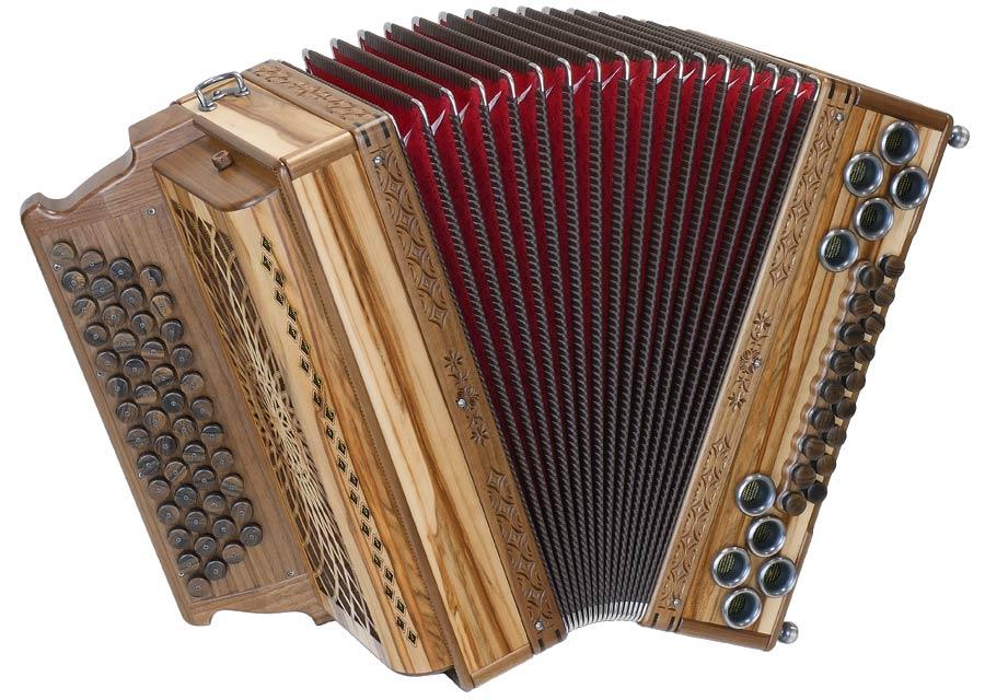 Steirische-Harmonika-AR-50-18-DH-Satin-Nuss-Kerbschnitzerei-1