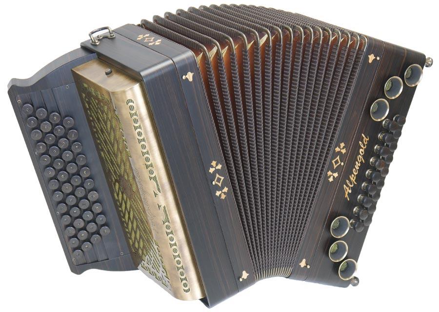 Steirische-Harmonika-Alpengold-Tirol-2-Makassar-Metallverdeck-Neu-1